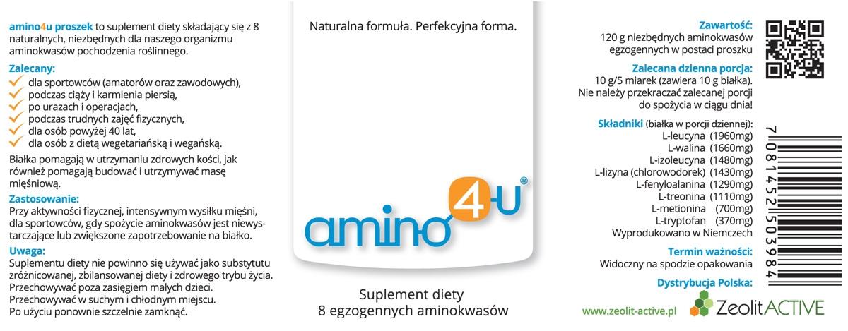 AMINO 4u